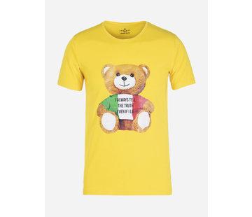 Arya Boy T-Shirt Huntsville Yellow