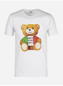 Arya Boy T-Shirt Huntsville White