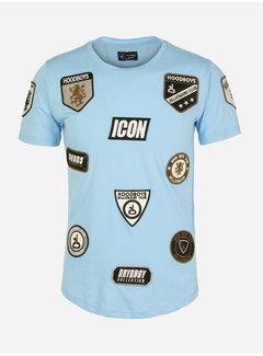 Arya Boy T-Shirt Grand Cour Turquoise