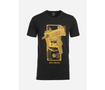 Arya Boy T-Shirt Dubendorf Black