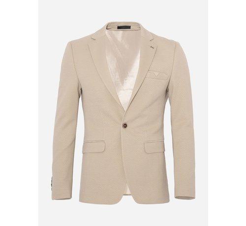 Black Fox Jacket 94020  Off White