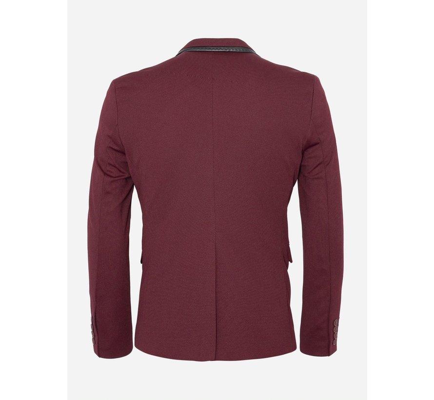 Jacket 94026 Dark Red