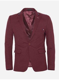 Black Fox Jacket 94026 Dark Red