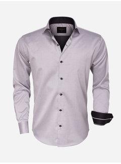 Wam Denim Shirt Langs Leeve 75394 Grey