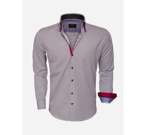 Wam Denim Overhemd  75395 Black