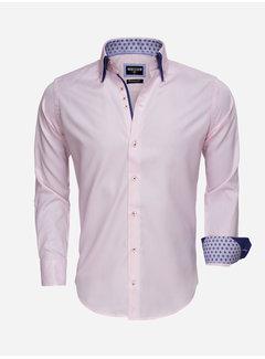 Wam Denim Shirt Long Sleeve 75500 Pink