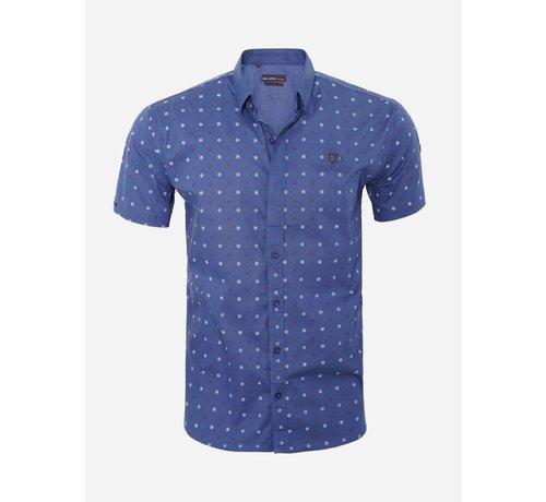 Arya Boy  Overhemd Korte Mouwen 17Y1465 Navy