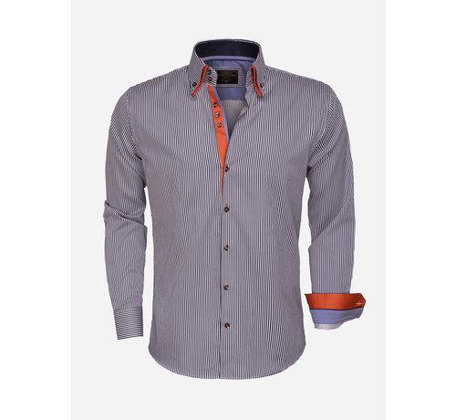 Wam Denim Shirt Langs Leeve 75395