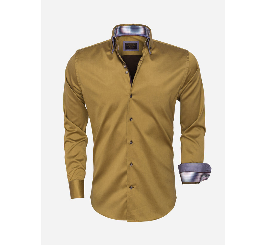 Overhemd Lange Mouw 75444 Peru