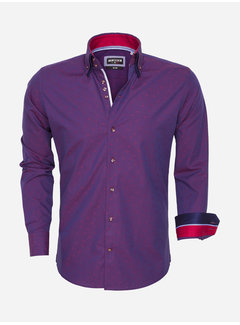 Wam Denim Overhemd 75457 Red