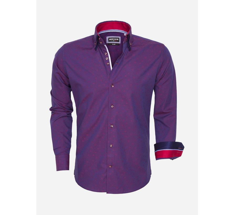 Overhemd 75457  RED