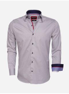 Wam Denim Overhemd Lange Mouw 75460 Navy