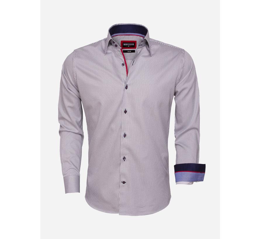 Shirt Long Sleeve 75460 Navy