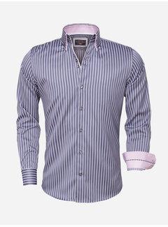 Arya Boy Overhemd Korte Mouw  85265 Steel Grey