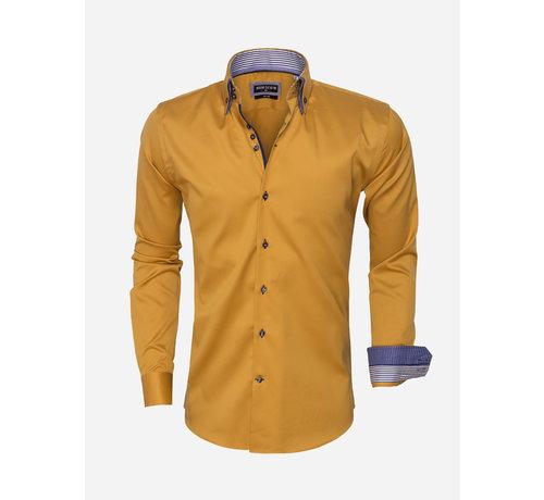 Wam Denim Overhemd Lange Mouw 75445 Peru