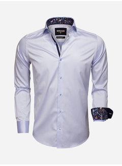 Wam Denim Shirt Long Sleeve 75524 Light Blue