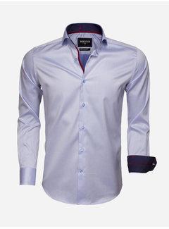 Wam Denim Shirt Long Sleeve 75529 Light Blue
