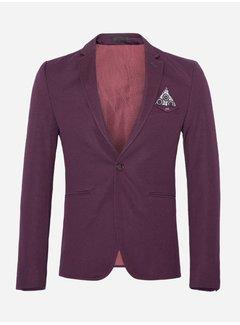 Black Fox Jacket  94019 Purple