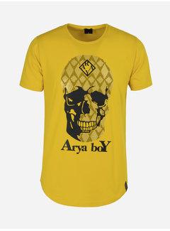 Arya Boy T-Shirt 89323 Yellow