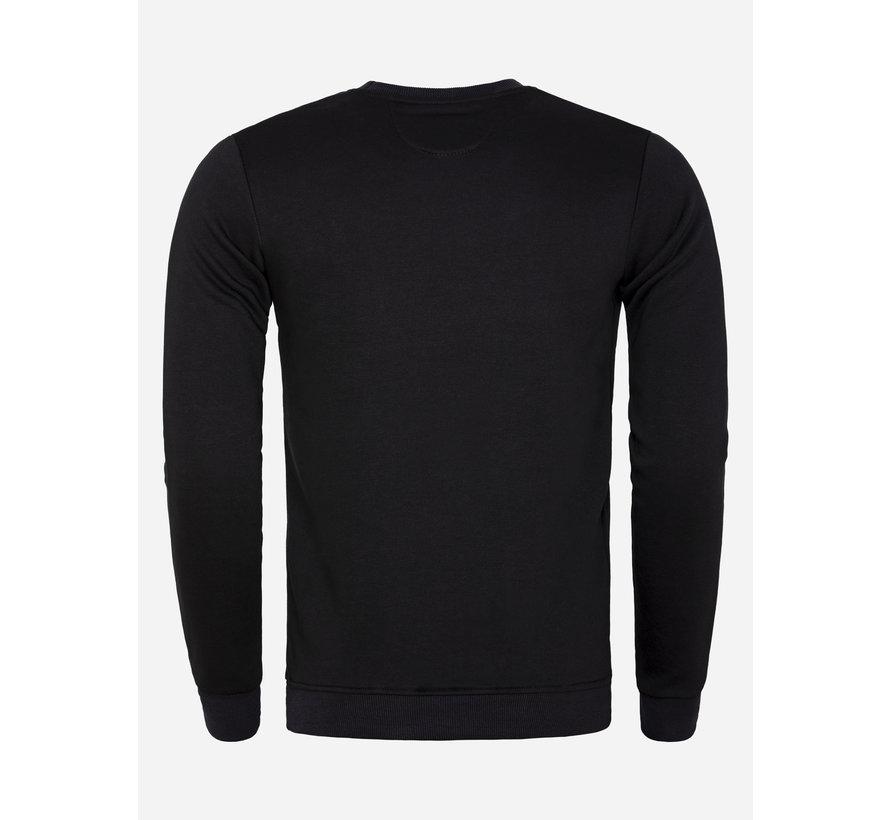 Sweater 66048 Honolulu Black