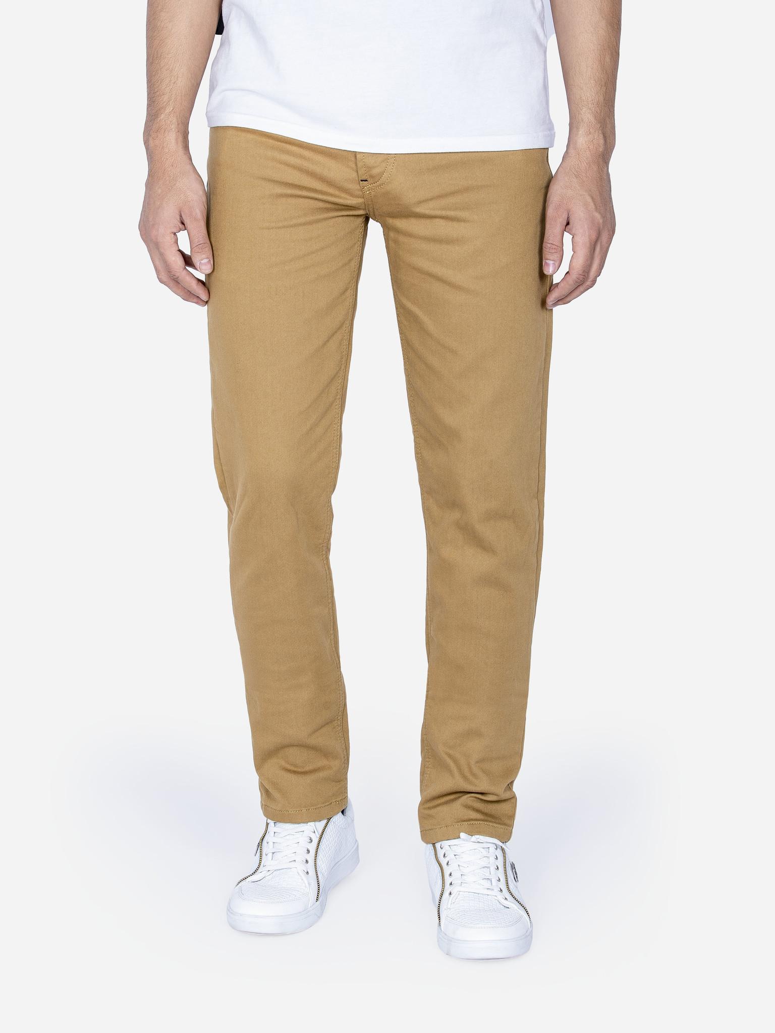 Gaznawi Jeans 68059 Camel L34 Maat: 32/34
