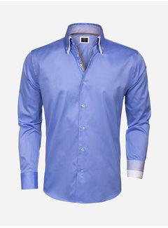 Wam Denim Shirt Long Sleeve  75261 Dark Blue