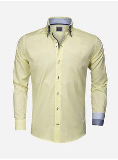 Wam Denim Shirt Long Sleeve  75263 Yellow