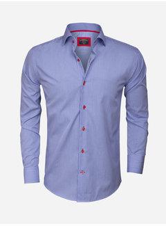 Wam Denim Shirt Long Sleeve  75298 ROYAL BLUE