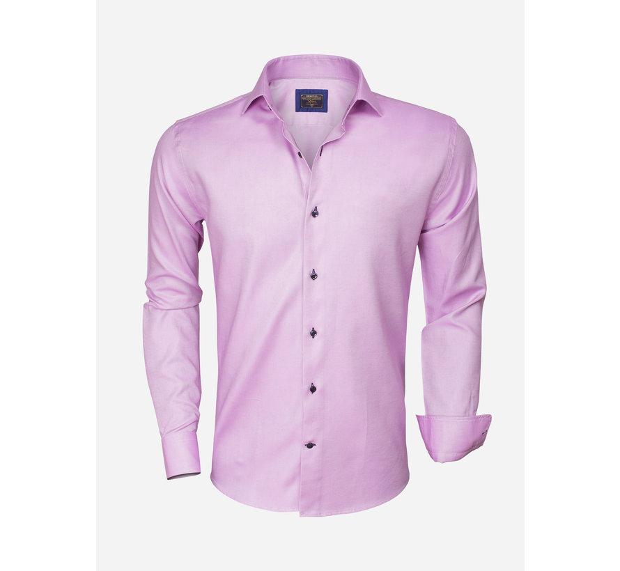Shirt Langs Leeve 75316 Pink