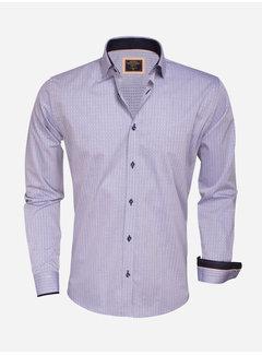 Wam Denim Shirt Long Sleeve  75343 Dark Blue