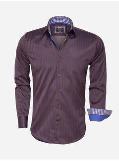 Arya Boy Shirt Long Sleeve  85266 Brown