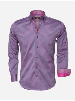 Arya Boy Overhemd Lange Mouw  85266 Steel Grey
