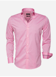 Wam Denim Overhemd Lange Mouw 75466 Pink