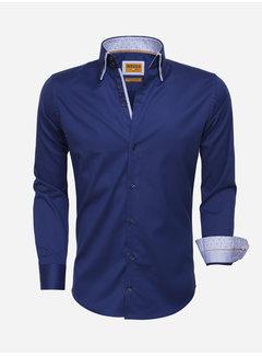 Wam Denim Shirt Langs Leeve 75515 Light Navy