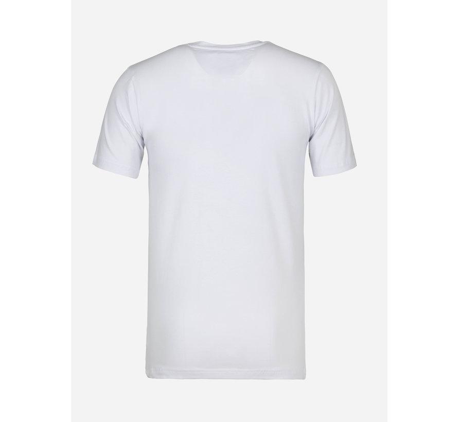 T-Shirt Frauenfeld White