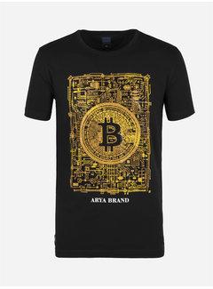 Arya Boy T-Shirt Frauenfeld Black
