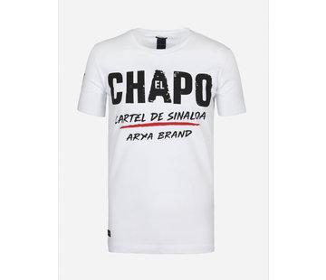 Arya Boy T-Shirt Clarksville White