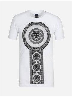 Arya Boy T-Shirt Delemont White