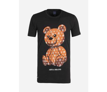 Arya Boy T-Shirt Conthey Black