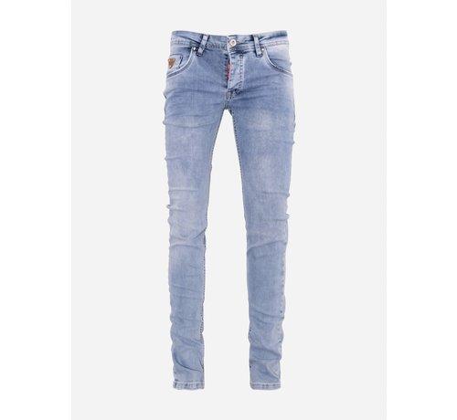 Arya Boy Jeans 82033 Light Blauw