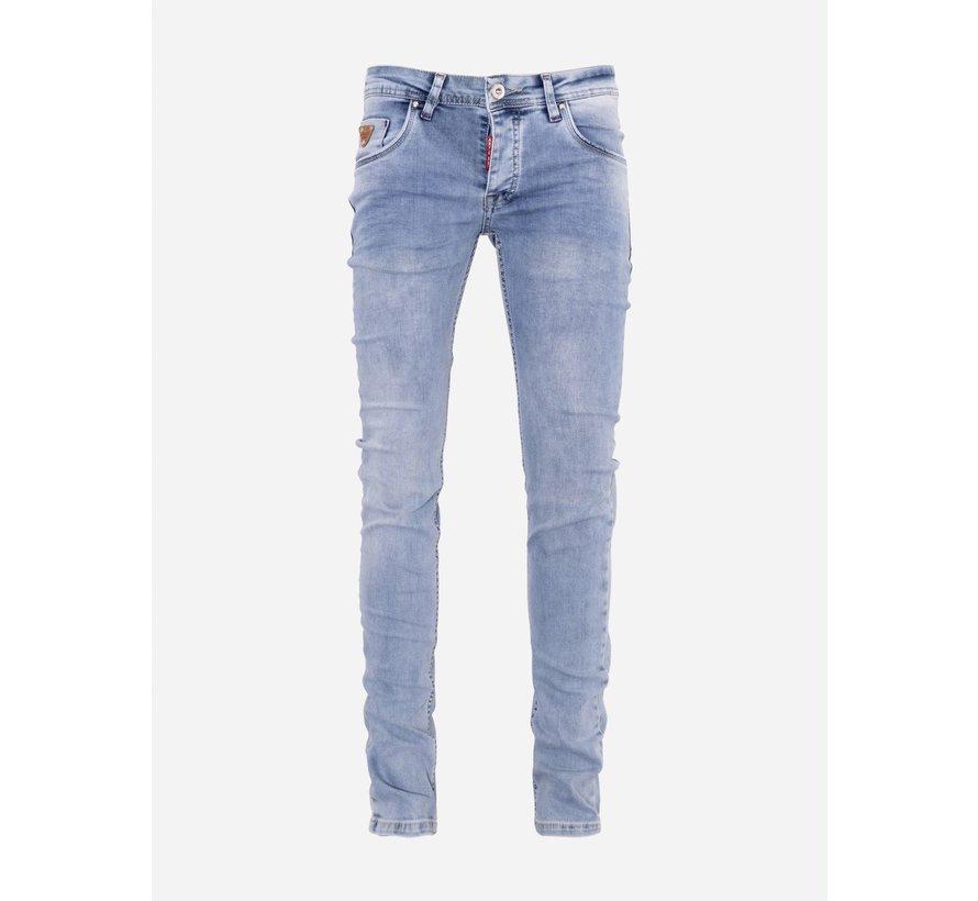 Jeans 82033 Light Blauw