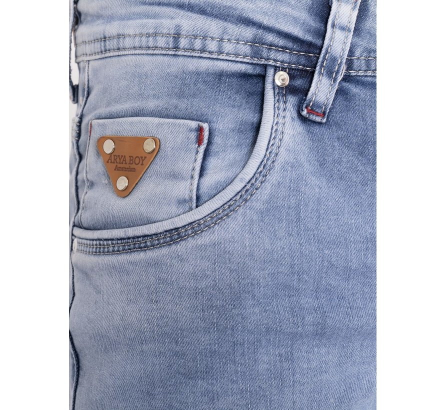 Jeans 82033 Light Blue
