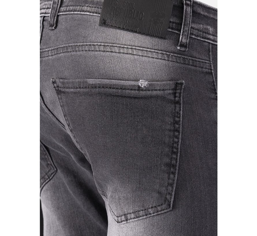 Jeans 935 Black