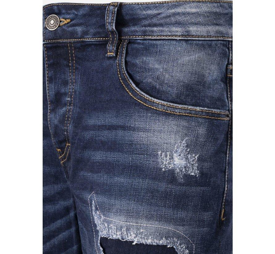 Jeans J-907 Blue