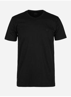 Arya Boy T-Shirt Long Beach Black