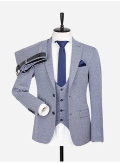 Wam Denim Kostuum  70040 Navy