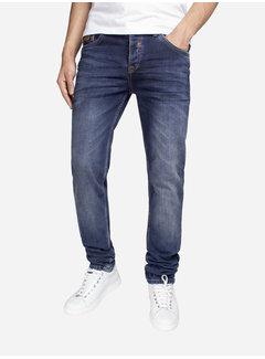 Wam Denim Jeans 72088 Dark Blue L34