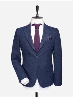 Wam Denim Jacket  74068 Black Royal Blue