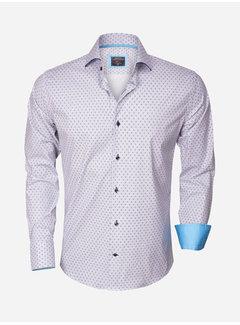 Wam Denim Shirt Long Sleeve  75312 Grey