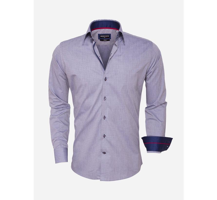 Shirt Long Sleeve 75452 Navy